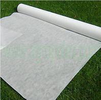 Агроволокно біле, щільність 50г/м2 , розмір 1.6мх100м, фото 1