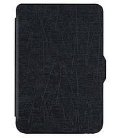 Обложка для электронной книги Pocketbook 616 / 627 / 632 Slim - Scratch Black