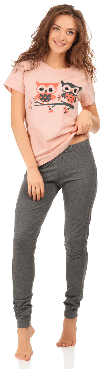 Футболка штани 0188/189 Barwa garments