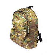 Городской рюкзак 25 литров  OUTDOOR для детей и подростков мультикам