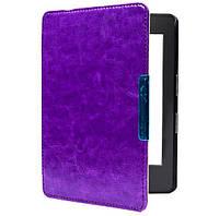 Чехол Primo Smart Cover для электронной книги Amazon Kindle 6 2016 (8 Gen) - Purple