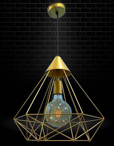 Потолочный подвесной Loft-светильник NL 0541G