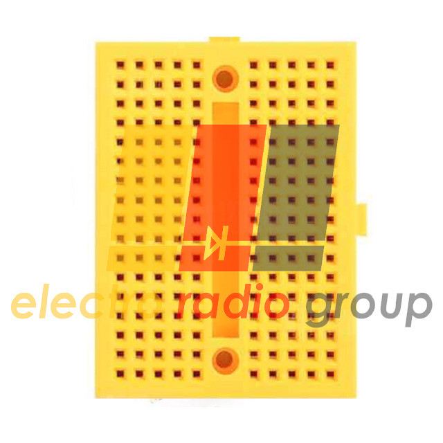 Плата  ARDUINO 35x45 yellow