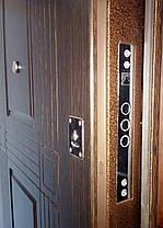 Входные двери Редфорт Квадро венге, фото 2