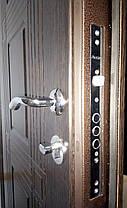 Входные двери Редфорт Квадро венге, фото 3