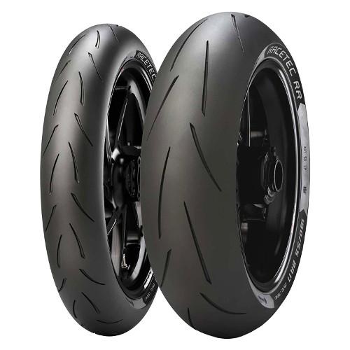 Мото шины METZELER RACETEC RR K2 120 / 70ZR17 + 180 / 55ZR17