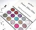 Кремовые тени/глиттеры для век Glamierre Unicorn Glitter Palette