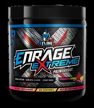 Eflowe Enrage extreme preworkout
