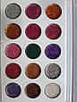 Кремовые тени/глиттеры для век Glamierre Unicorn Glitter Palette, фото 5