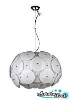 Люстра подвесная AuroraSvet 008. LED светильник люстра. Светодиодный светильник люстра.