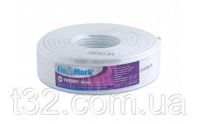 Кабель ТВ FinMark F690BV (100м) белый