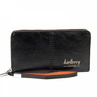 Мужское портмоне клатч на ремешке Baellerry Leather SW008, фото 1