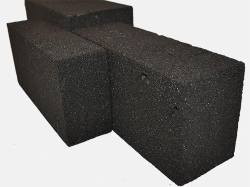Пеностекло паронепроницаемое в малых блоках 250*120*88 мм