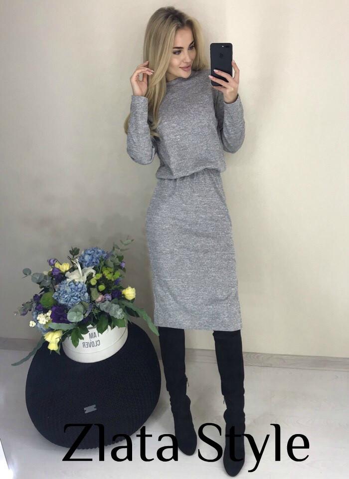 0db1d6ba40d Женское Теплое Платье Из Ангоры