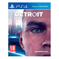 Гра Sony PS4 Detroit: Стати Людиною (російська версія)