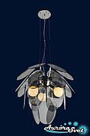 Люстра подвесная AuroraSvet 009. LED светильник люстра. Светодиодный светильник люстра.