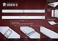Керамический электронагревательный тёплый плинтус UDEN-S UDEN-200, фото 1