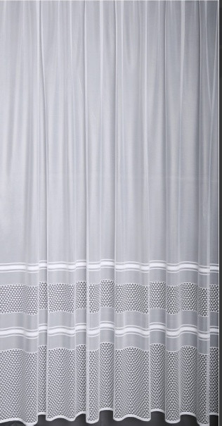 Купить  тюль хорошего качества  цвет белый( обработка сторон + 40 грн.)
