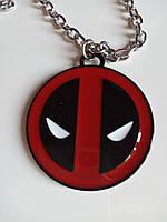 Кулон Дэдпул Deadpool LOGO 10/114