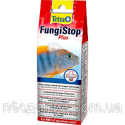 Tetra Medica FungiStop Plus средство против грибковых и бактериальных инфекций аквариумных рыб, 20мл