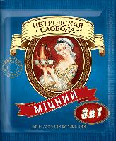 ТМ Петровская слобода Кофе 3 в 1 Крепкая синяя (25 стик) 20 г 20 шт/уп