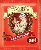 ТМ Петровская слобода Кофе 3 в 1 Классик (25 стик)  20 г 20 шт/уп