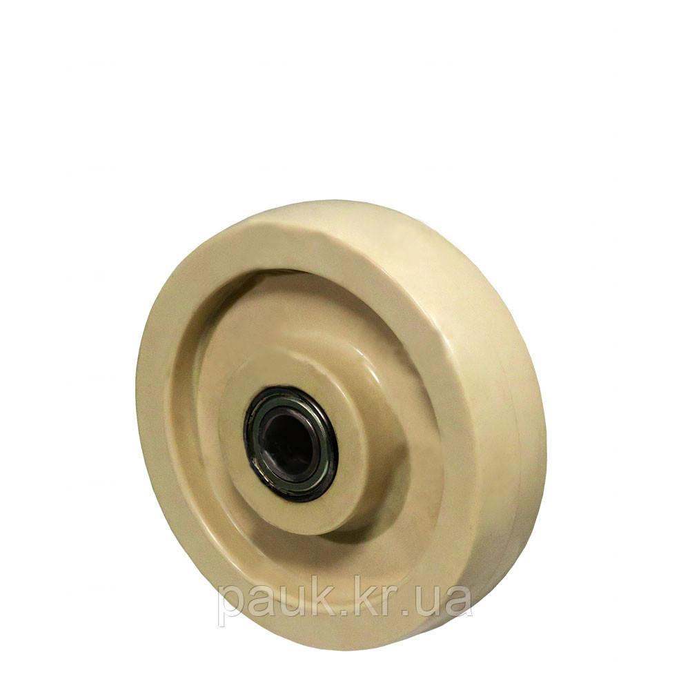 Колесо без кронштейна Серія 40 з кульковими підшипниками, діаметр-150мм