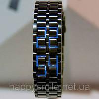 Браслет-часы Iron Samurai