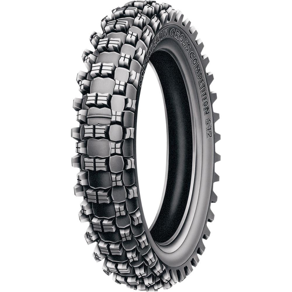 Мото шины Michelin Cross S12 XC 140 / 80-18