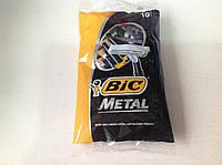 Набор одноразовых бритвенных станков BIC Metal 10 шт
