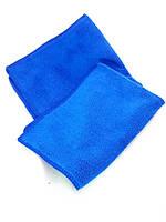 60-200-4040 Серветка з мікрофібри 40*40см (синя)  Q-Refinish