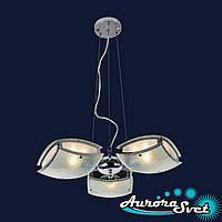 Люстра підвісна AuroraSvet 011. LED світильник люстра. Світлодіодний світильник люстра.