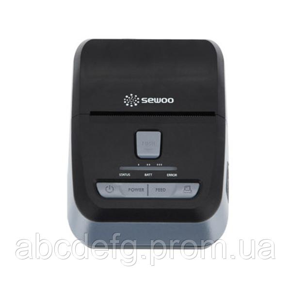 Мобильный принтер чеков-этикеток Sewoo LK-P22SB (USB+Bluetooth)