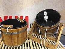 Набор для бани (ведро-водопад 20 л и  запарник 20 л)