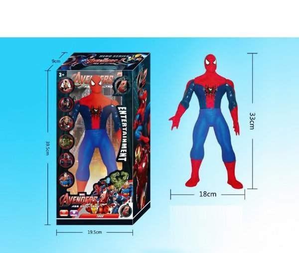 Фігурка Людина Павук c світлом і звуковими ефектами