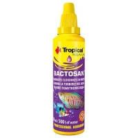 Tropical BACTOSAN препарат для удаления помутнения воды, 50мл на 500 л