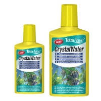 TetraAqua CrystalWater очищение аквариумной воды от помутнений, 250мл