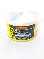 Шпаклівка з алюмінієм  ALU  0,5кг   RANAL