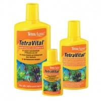 TetraAqua TetraVital витаминизированный кондиционер для аквариума, 100мл