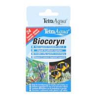 TetraAqua Biocoryn для разложения органики в аквариуме, 24капсул
