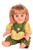 Кукла Алина озвученная, в рюкзаке, Joy Toy 5063-64-58-65