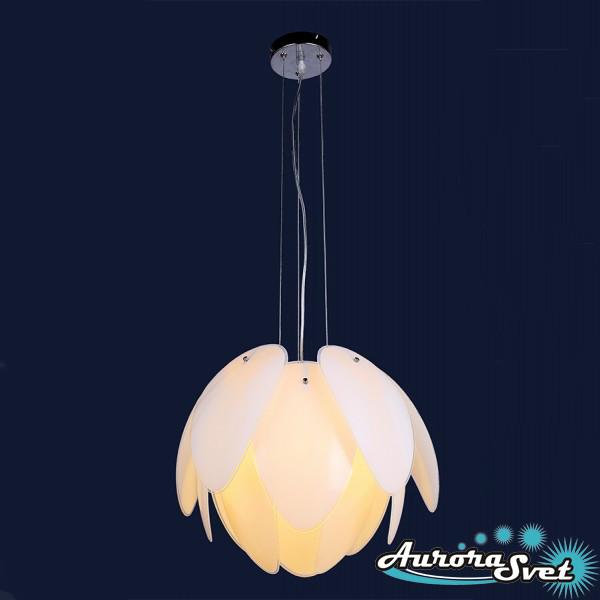 Люстра подвесная AuroraSvet 012. LED светильник люстра. Светодиодный светильник люстра.