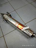 Торпеда(ракета)подледная для протяжки сетей металлическая на батарейках