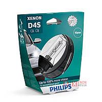 Ксеноновая Лампа PHILIPS 42402XV2S1 D4S X-Treme Vision Gen 2 +150%