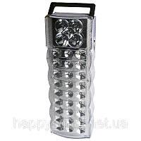 Светильник аккумуляторный светодиодный (LED Emergency Lamp) YJ-6806 для аварийного освещения