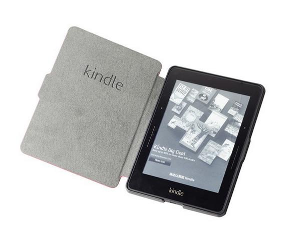 Обкладинка для електронної книги Amazon Kindle Voyage Slim Corbone Black