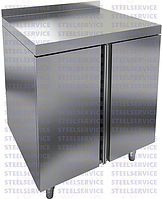 Шкаф производственный из нержавеющей стали с распашными дверями 1100*300*700мм