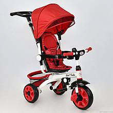 Велосипед 3х колесный Best Trike 128 Красный