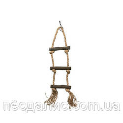 Trixie Natural Living Rope Ladder лестница для птиц веревочная 40см