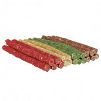 Trixie Munchy Chewing Rolls жевательные палочки микс 12см, 50шт
